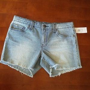 Jessica Simpson Weekender Shorts, NWT